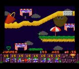 Lemmings 2: The Tribes SNES Here comes the Lemmings