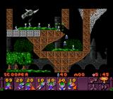 Lemmings 2: The Tribes SNES Medieval