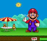 Mario's Early Years: Preschool Fun SNES Click your fingers