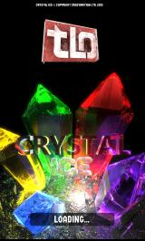 Crystal Ice Android Title screen