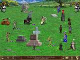Heroes of Might and Magic III: The Shadow of Death Windows Another new terrain.
