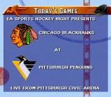 NHL 96 SNES Today's Game
