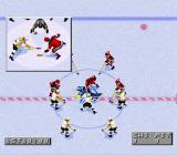 NHL 96 SNES Face-Off