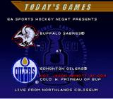 NHL 98 SNES Today's Game