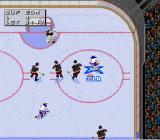 NHL 98 SNES On the attack