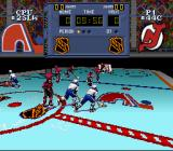 NHL Stanley Cup SNES Having to defend