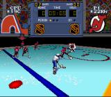 NHL Stanley Cup SNES Tackle him