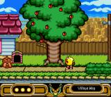 Pac-Man 2: The New Adventures SNES Walking along a path