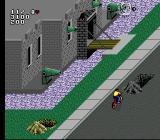 Paperboy 2 SNES Jump the gap
