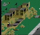 Paperboy 2 SNES Wooden fort
