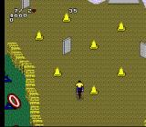 Paperboy 2 SNES Hit the targets