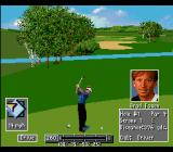 PGA Tour 96 SNES Tee-off