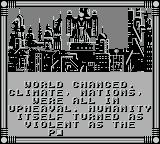 Judge Dredd Game Boy The story