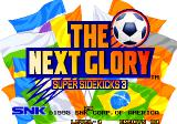 Super Sidekicks 3: The Next Glory Arcade Title screen