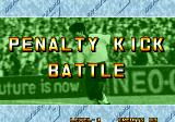 Super Sidekicks 3: The Next Glory Arcade Penalty kick battle