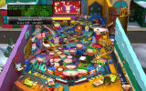 Zen Pinball 2: South Park Pinball Windows <i>Super Sweet Pinball</i> - Bat Dad appears on the table, blocking the School Bus lane here.