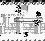 Contra III: The Alien Wars Game Boy Typical action