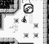 Contra III: The Alien Wars Game Boy Enemy has shield