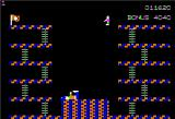 Cannonball Blitz Apple II Level two - Bridge falling down