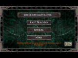 Call of Cthulhu: The Wasted Land Windows Select difficulty level