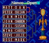 Smash Tennis SNES Route to the final