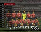 International Superstar Soccer PlayStation 2 After a team organisation screen the match gets underway.