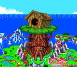 Super Wagan Land SNES Wagan Island.