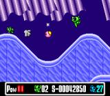 Super Wagan Land SNES Slippery!