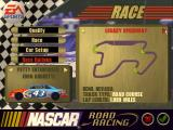 NASCAR Road Racing Windows Preparing for a race.