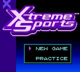 Xtreme Sports (Game Boy Color
