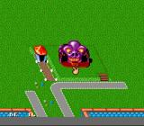 Theme Park SNES Placing a Ghost ride