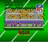 Troy Aikman NFL Football SNES Heads or tails?