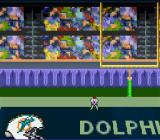 Troy Aikman NFL Football SNES Touchdown