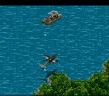 Urban Strike SNES A boat to destroy
