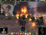 SpellForce: Shadow of the Phoenix Windows Destroying an enemy camp