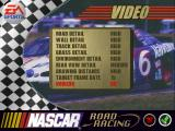 NASCAR Road Racing Windows In the video options the player can set the detail level for many separate items. Settings range from None, through Low and Medium to High. 