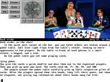 Frederik Pohl's Gateway DOS A cool poker-playing scene. Dude... this is your chance!