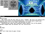 Gateway II: Homeworld DOS Exploring a Heechee spaceship. What, no cursing at all?..