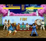 World Heroes 2 SNES Fight!