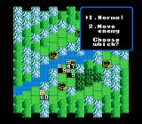 Romance of the Three Kingdoms II NES Battle mode