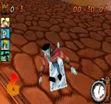 Monster Racer PlayStation Ugly Francky in action.