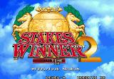 Stakes Winner 2 Arcade Title Screen