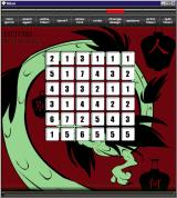 Bumper Brain Puzzle Pack Windows A game of Hitori.The background pictures can be changed