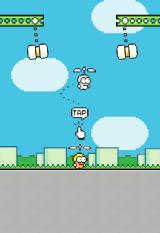 Swing Copters Browser Instructions