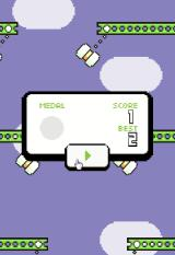 Swing Copters Browser I got one this time. I have gotten as many as two.