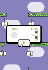 Swing Copters Browser I got three! WOOT!