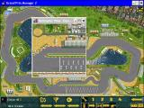 Grand Prix Manager 2 Windows Helicopter view