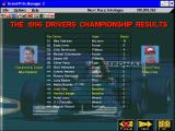 Grand Prix Manager 2 Windows Championship results