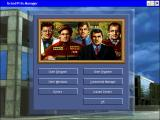 Grand Prix Manager Windows Personnel menu