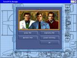 Grand Prix Manager Windows R&D menu